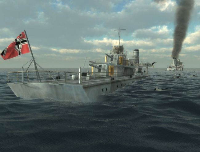 PT Boats: Knights of the Sea - Screenshots - Bild 26