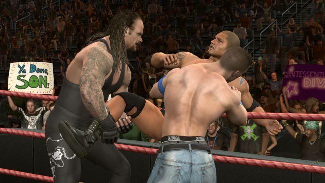 WWE SmackDown! vs. RAW 2010 - Screenshots - Bild 35