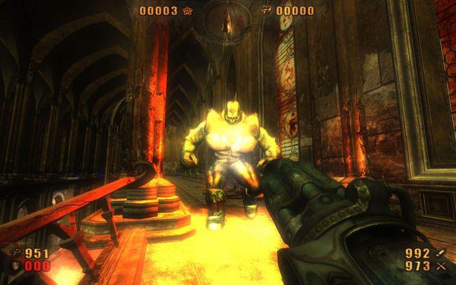 Painkiller: Resurrection - Screenshots - Bild 1