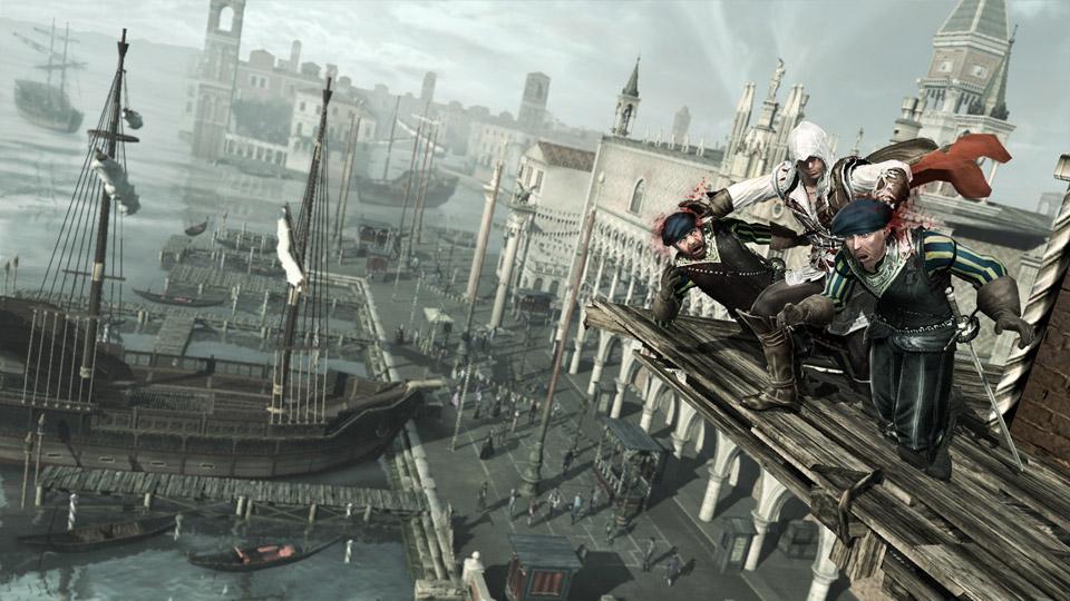 Скачать Кредо Убийцы 2 / Assassins Creed II (RUS) торрент.