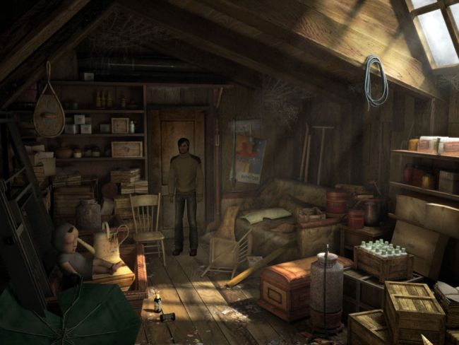 Das Geheimnis des Berghotels - Screenshots - Bild 3