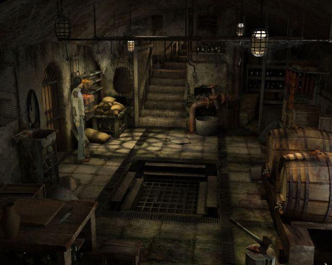 Das Geheimnis des Berghotels - Screenshots - Bild 4