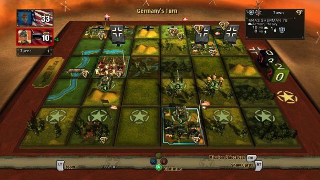 Panzer General: Allied Assault - Screenshots - Bild 7