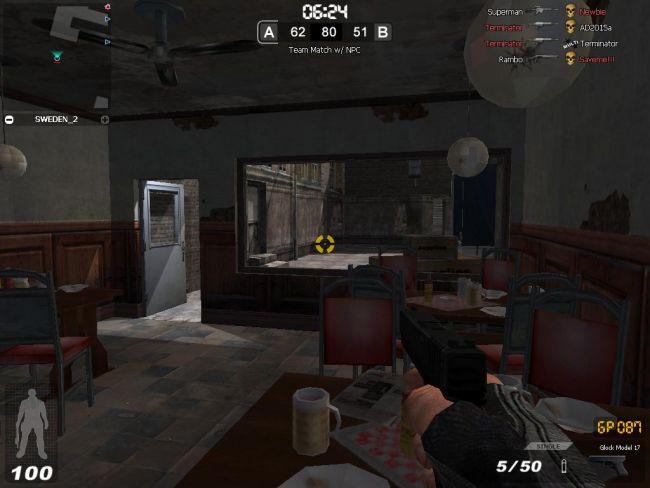 Mercenary Wars - Screenshots - Bild 12