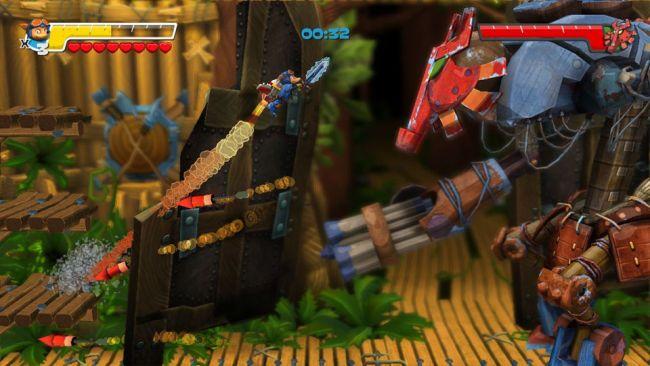 Rocket Knight - Screenshots - Bild 8
