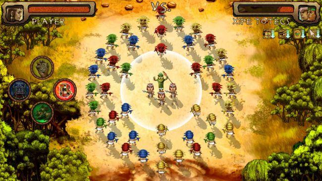 Tribes of Mexica - Screenshots - Bild 10