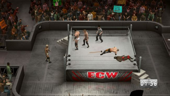 WWE SmackDown! vs. RAW 2010 - Screenshots - Bild 32