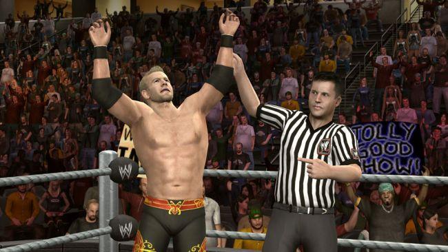 WWE SmackDown! vs. RAW 2010 - Screenshots - Bild 33
