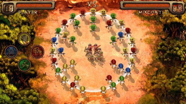 Tribes of Mexica - Screenshots - Bild 11