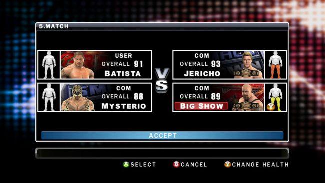 WWE SmackDown! vs. RAW 2010 - Screenshots - Bild 7
