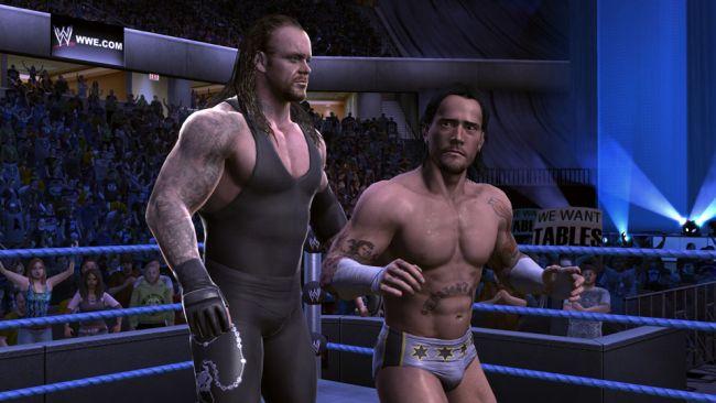 WWE SmackDown! vs. RAW 2010 - Screenshots - Bild 23