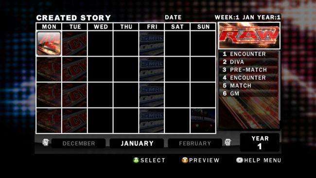 WWE SmackDown! vs. RAW 2010 - Screenshots - Bild 1