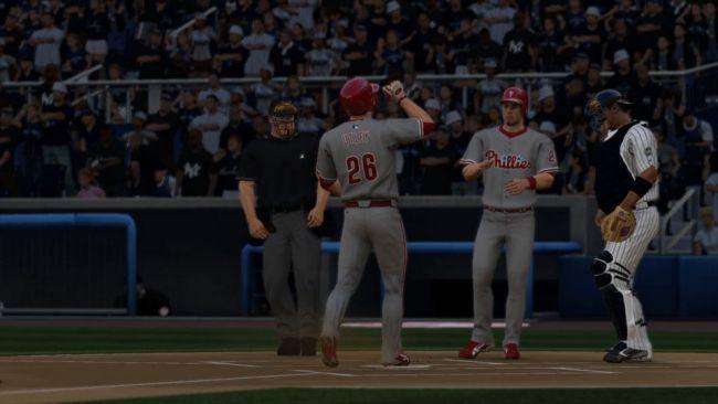MLB 09: The Show - Screenshots - Bild 3