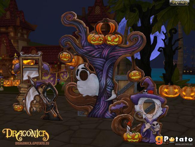Dragonica - Halloween-Event - Screenshots - Bild 12