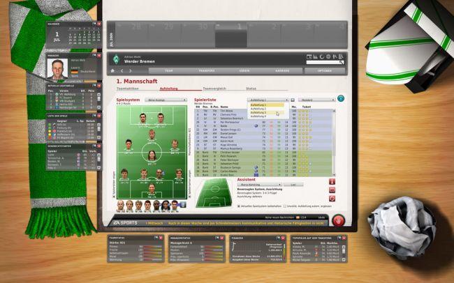 Fussball Manager 10 - Screenshots - Bild 12