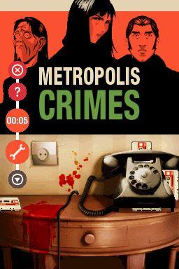Metropolis Crimes - Screenshots - Bild 5