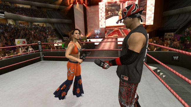 WWE SmackDown! vs. RAW 2010 - Screenshots - Bild 16