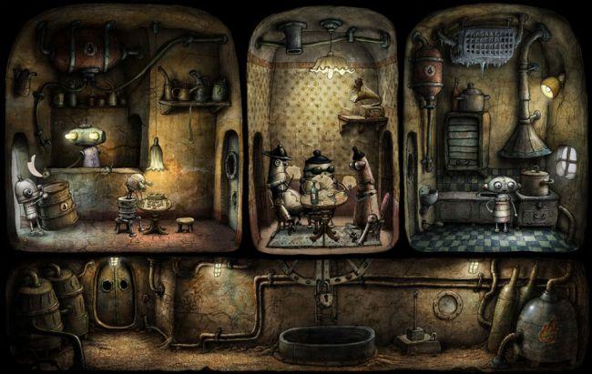 Machinarium - Screenshots - Bild 5