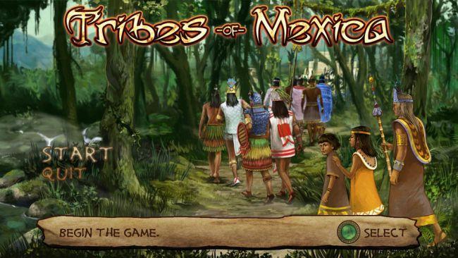 Tribes of Mexica - Screenshots - Bild 1