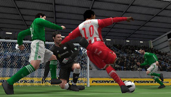 Pro Evolution Soccer 2010 - Screenshots - Bild 6