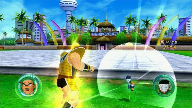 Dragon Ball: Raging Blast - Screenshots - Bild 16