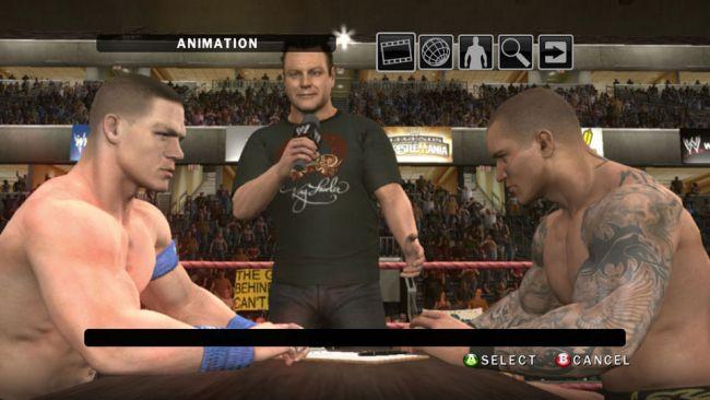 WWE SmackDown! vs. RAW 2010 - Screenshots - Bild 5