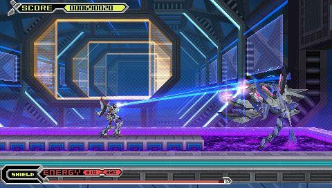 Thexder Neo - Screenshots - Bild 1