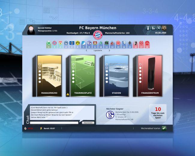 Fussball Manager 10 - Screenshots - Bild 8