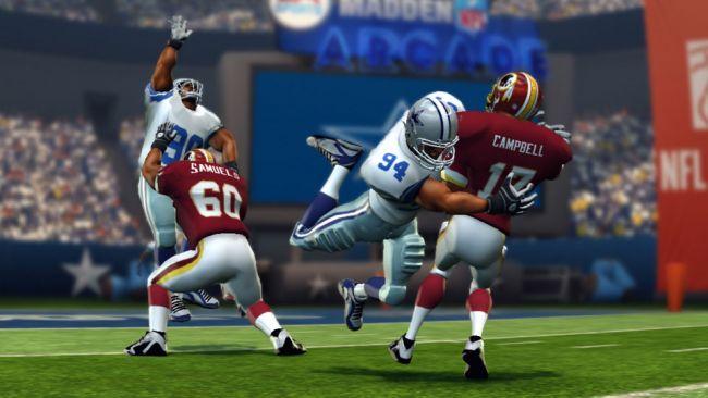 Madden NFL Arcade - Screenshots - Bild 17
