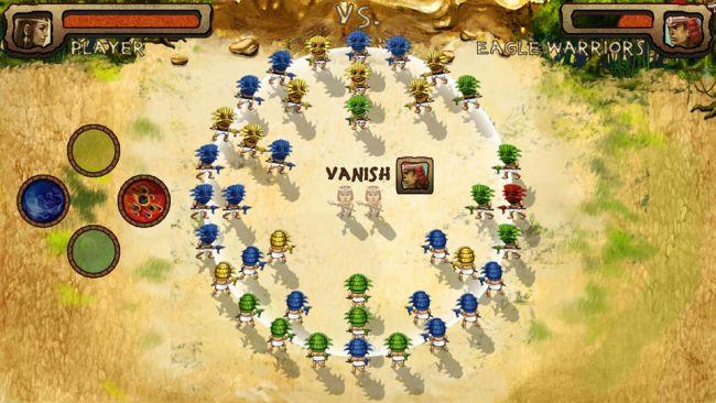 Tribes of Mexica - Screenshots - Bild 3