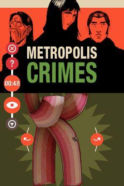 Metropolis Crimes - Screenshots - Bild 10