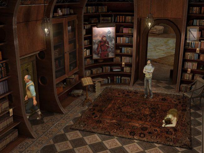 Das Geheimnis des Berghotels - Screenshots - Bild 1