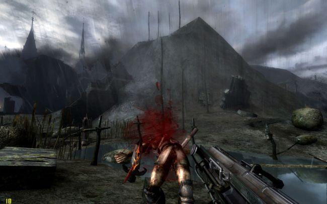 Painkiller: Resurrection - Screenshots - Bild 4