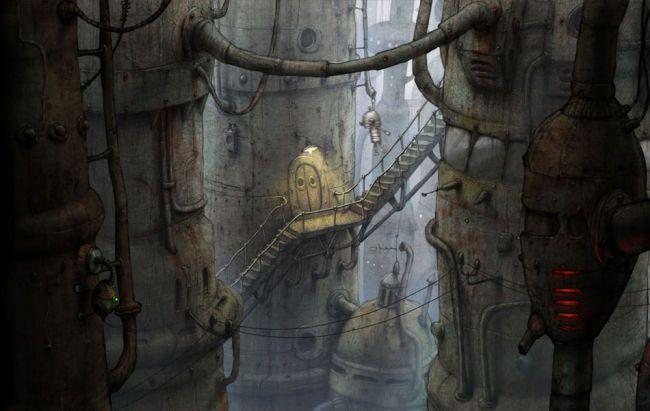 Machinarium - Screenshots - Bild 4