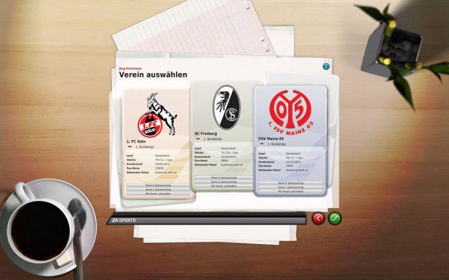 Fussball Manager 10 - Screenshots - Bild 11