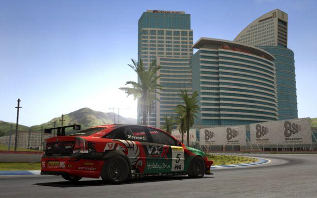 RACE On - Screenshots - Bild 1