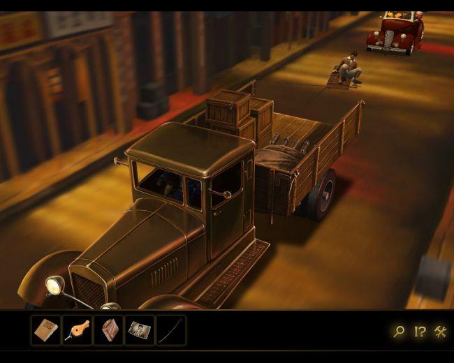 Lost Horizon - Screenshots - Bild 2