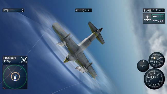 Sky Crawlers: Innocent Aces - Screenshots - Bild 6