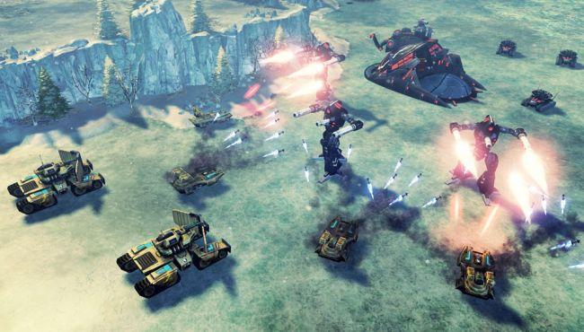 Command & Conquer 4: Tiberian Twilight - Screenshots - Bild 1