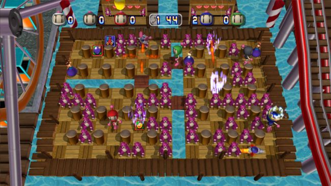 Bomberman Live: Battlefest - Screenshots - Bild 10