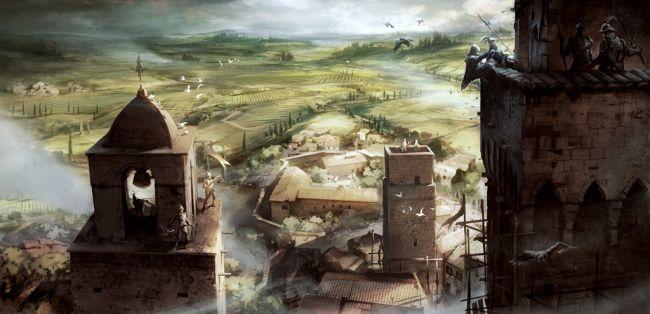 Assassin's Creed 2 - Artworks - Bild 1