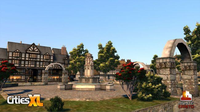 Cities XL - Inhalts-Paket 1 - Screenshots - Bild 5