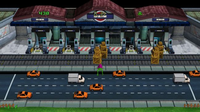 Frogger Returns - Screenshots - Bild 1
