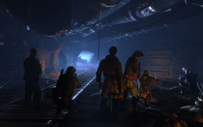 Metro 2033 - Screenshots - Bild 7
