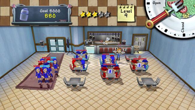 Diner Dash - Screenshots - Bild 9