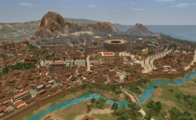 Grand Ages: Rome - Reign of Augustus - Screenshots - Bild 5