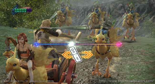 Final Fantasy Crystal Chronicles: The Crystal Bearers - Screenshots - Bild 10