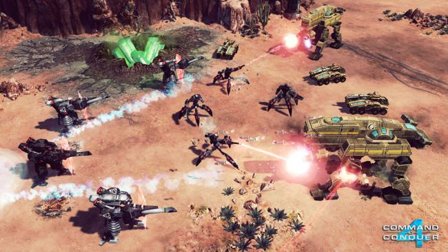 Command & Conquer 4: Tiberian Twilight - Screenshots - Bild 7