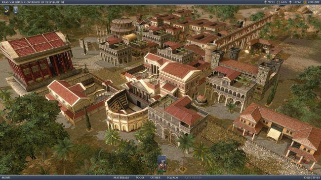 Grand Ages: Rome - Reign of Augustus - Screenshots - Bild 4
