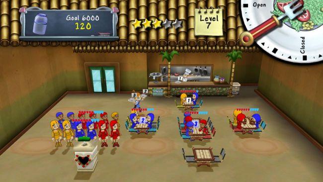 Diner Dash - Screenshots - Bild 11